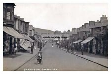 rp14100 - Cardiff Road , Caerphilly , Glamorgan , Wales - photo 6x4