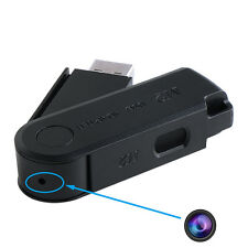 Full HD 1920x1080 Mini Hidden Spy Camera USB HD Video Recorder DVR Cam Camcorder