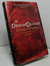 The Demonologist by Andrew Pyper - First edition