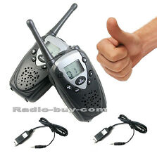 G-099ST 446MHz License Free Radio + FM Broadcast Long Distance up to 12KM