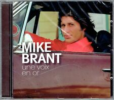 CD - MIKE BRANT - Une voix en or