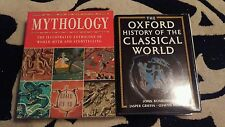 Oxford history of the classical world AND mythology-the illustrated anthology.