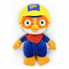 New Korea Stuffed Anime Plush Toys Penguin Pororo Christmas Gift 1PCS 23CM 9""