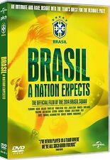 Brasil: A Nation Expects [DVD] Fußball WM 2014 Brasilien Doku Weltmeister