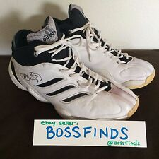 Detlef Schrempf Game Used RARE Adidas KB8 III Portland Traiblazers Sonics SIGNED