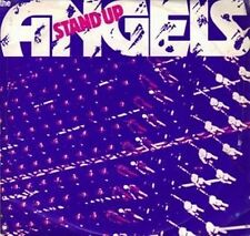 "THE ANGELS - STAND UP 7"" EX+ Oz Rock AC-DC ROSE TATTOO MIDNIGHT OIL"
