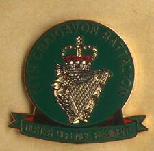 11TH CRAIGAVON battalion ulster defence regiment enamel badge UDR LOYALIST