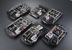 1/10 RC Car SCALE ROLL CAGE Roll BAR For INTERIOR DRIFT Body Shells
