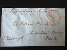 SIR MILES NIGHTINGALL - ARMY GENERAL & POLITICIAN - SIGNED ENVELOPE FRONT