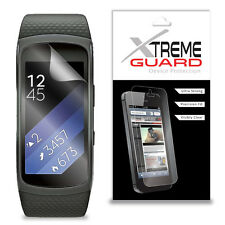 XtremeGuard Screen Protector For Samsung Gear Fit 2 (Anti-Scratch)