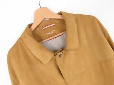 AL1808 BUGATTI FAKE SUEDE COAT ORIGINAL PREMIUM MADE IN GERMANY VINTAGE size 46R