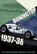 Donington Grand Prix 1937 -38 (New DVD) Silver Arrows Thunder in the Park Lang