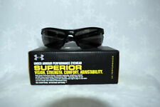 New in box! Under Armour Men's UA Stride Black Sunglasses $89.99