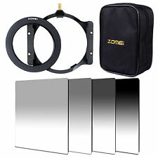 ND Square filter kit+filter holder+77mm adapter ring+16-slots bag for Cokin Z