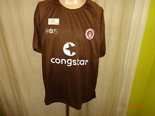 """FC St.Pauli Original DoYou Football Heim Trikot 2007/08 """"Congstar"""" Gr.XXL Neu"""