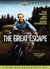 The Great Escape (DVD, 2006, 2-Disc Set, Collector's Edition)