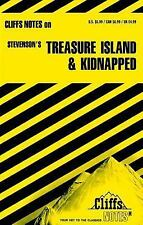 CliffsNotes on Stevenson's Treasure Island and Kidnapped by Cliffs Notes...