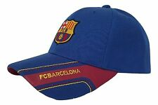 FC Barcelona Hat Cap New With Tags by Rhinox Official Product One Size Fits Most