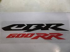 CBR 600RR Graphics/Decals