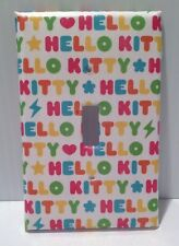 New Hello Kitty Switch Plate Cover, Great for Bedroom / Bathroom