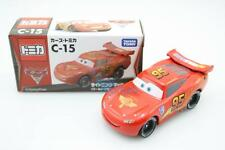 Tomica Takara Tomy Disney Movie Pixar Motors C15 Frer McQueen Diecast Toy CARS 2