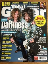 Total Guitar magazine & CD Volume 218, September 2011