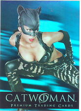 CATWOMAN MOVIE 2004 INKWORKS PROMO CARD FCBD-1 DC HALLE BERRY
