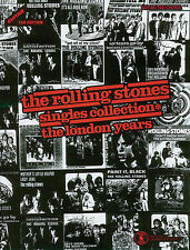 ROLLING STONES - SINGLES COLLECTION - GUITAR TAB BOOK