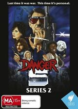 Danger 5 - Series 2 NEW R4 DVD