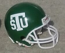 NECESSARY ROUGHNESS MOVIE MINI FOOTBALL HELMET FIGHTIN' ARMADILLOS TEXAS STATE U