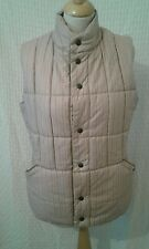 Puffa quilted body warmer WAISTCOAT size S chest 38/40'' vintage
