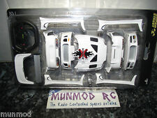 XMODS XMT017 TOYOTA SUPRA BODY KIT WHITE IN ORIGINAL PACKAGING