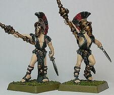 Shadowforge Miniatures Dark Temple Guard Vestals 2 Figures