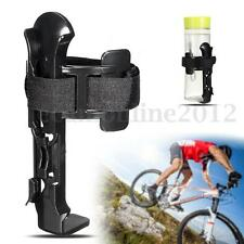 Plastic Adjustable Bike Bicycle Cycling Water Bottle Rack Cup Cage Holder Screws