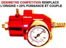 DEBIMETRE PRESSION ESSENCE +100CH RS F1TEAM CUPRA FR GTI GTD TYPE R STI ABARTH