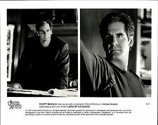 1995 Publicity Photo #L-1 2 scenes from movie Lord Of Illusions Scott Bakula