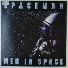 """12"""" LP - Men In Space - Spaceman - k5680 - washed & cleaned"""