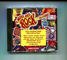 I Miti del Rock n.86 #KINKS & MANFRED MANN-LOLA & THE MIGHTY QUINN# Fabbri CD