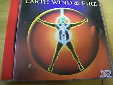 EARTH WIND & FIRE POWERLIGHT  CD MINT- NO BARCODE