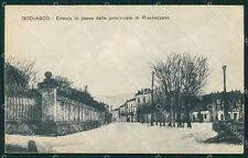 Pavia Godiasco cartolina QT0411