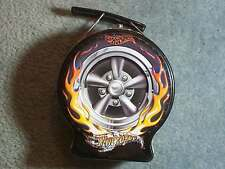 TOY CAR HOT WHEELS LUNCH BOX 2001 FROM CRISPY CHOCOLATY COINS INGREDIENTS MATEL