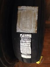 Aircraft Tire Retread 28/900-12