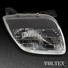 1998-2002 Pontiac Sunfire Headlight Lamp Clear lens Halogen Passenger Right Side