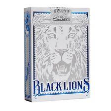 David Blaine Blue Black Lions 1 Deck