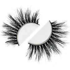 Siberian Real Mink Eyelashes Strip Lashes - VEGAS (For Lilly)