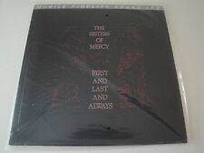 The Sisters Of Mercy: First And Last And Always MFSL Vinyl LP