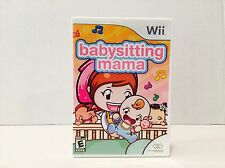 Babysitting Mama - For Nintendo Wii