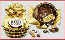 NEW GRAND FERRERO ROCHER GIFT PARTY BIRTHDAY SURPRISE CHOCOLATE MOTHERS 125g UK
