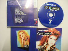 CYNDI LAUPER Time After Time (The Collection)  – 2009 SOUTH AFRICAN CD – RARE!