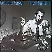 DONALD FAGEN (STEELY DAN) - THE NIGHTFLY (1982) - WARNER BROS. CD